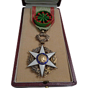 French Medal 1883