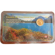 Canadian $5 Gold Maple Leaf