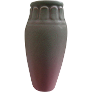 Rookwood Vase Pik/Gray Matte Finish
