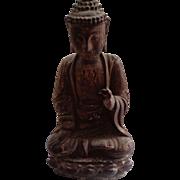 Chinese Wooden Buddha 1790-1820