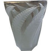Vintage Rene Lalique Vase 1920