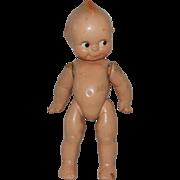 Rose O'Neill Cameo Composition Kewpie Doll