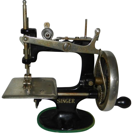 singer model 20 sewing machine
