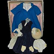 1950's Madame Alexander Cissy Clothes Lot