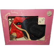 1957 Vogue Ginny #7156 Cowgirl Outfit in Original Box
