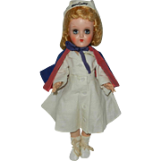 1953 Gorgeous Ideal P-90 Toni Doll **Miss Curity**