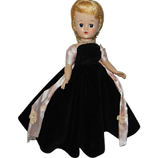 Lovely 1957 Vogue Jill #7417 Factory Dressed Doll