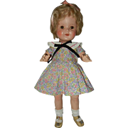 "1930's 17"" Arranbee Composition Nancy Doll"