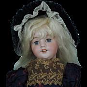 "Sublime 22"" Antique Simon Halbig 1039 Walker Roulet & Descamps French Market Bebe Doll"