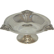 Pedestal Compote International Silver Co. Royal Danish
