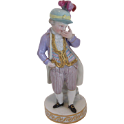 19th Century Meissen Porcelain Figurine