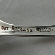 Teaspoon Shiebler Sterling No. 1