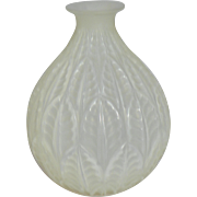 Lalique French Art Glass Vase