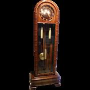 Art Deco Junghans Tall Case Clock