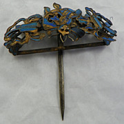 Chinese Hair Ornament. 19th C