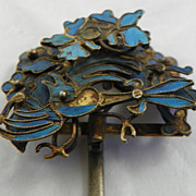 Chinese Hair Ornament 19th Century