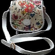 """Vintage """"Gucci"""" Flora Shoulder Bag - Red Tag Sale Item"""