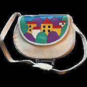 VIntage Large Artsy Milli Fiori Handbag