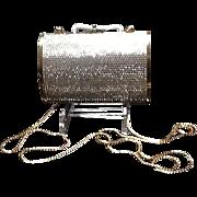 Vintage Leiber Minaudiere with Swarovski Crystals