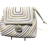Vintage Sharif Colorful Shoulder Bag *** NEAR MINT***