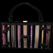 "Vintage Soure ""Ribbon"" Handbag"