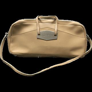 Vintage Karl Lagerfeld Huge Satchel Handbag