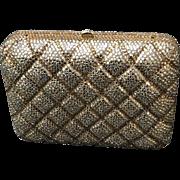 Vintage Walborg  Minaudiere Encrusted with Swarovski Crystals