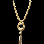 Vintage Onik Sahakian Statement Necklace