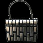 """Vintage Tano """"Mod"""" Handbag"""