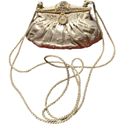 "Vintage ""Revivals"" Evening Purse with Ornate Beaded Frame  *NWT*"