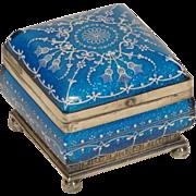 Enamel overlay box