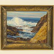 Joane Cromwell painting