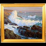 Roi Clarkson Coleman seascape painting