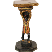 Blackamoor table