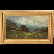 Richard DeTreville Northern California landscape painting