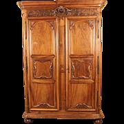 Louis XIV armoire