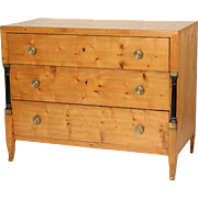 Neo classical chest of drawers