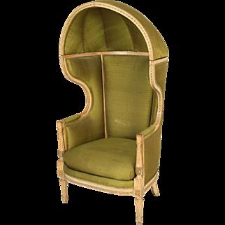 Louis XVI style porters chair