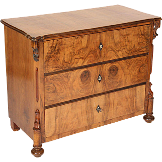 Louis Philippe chest of drawers