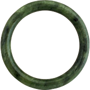 Natural Nephrite Jade Bangle
