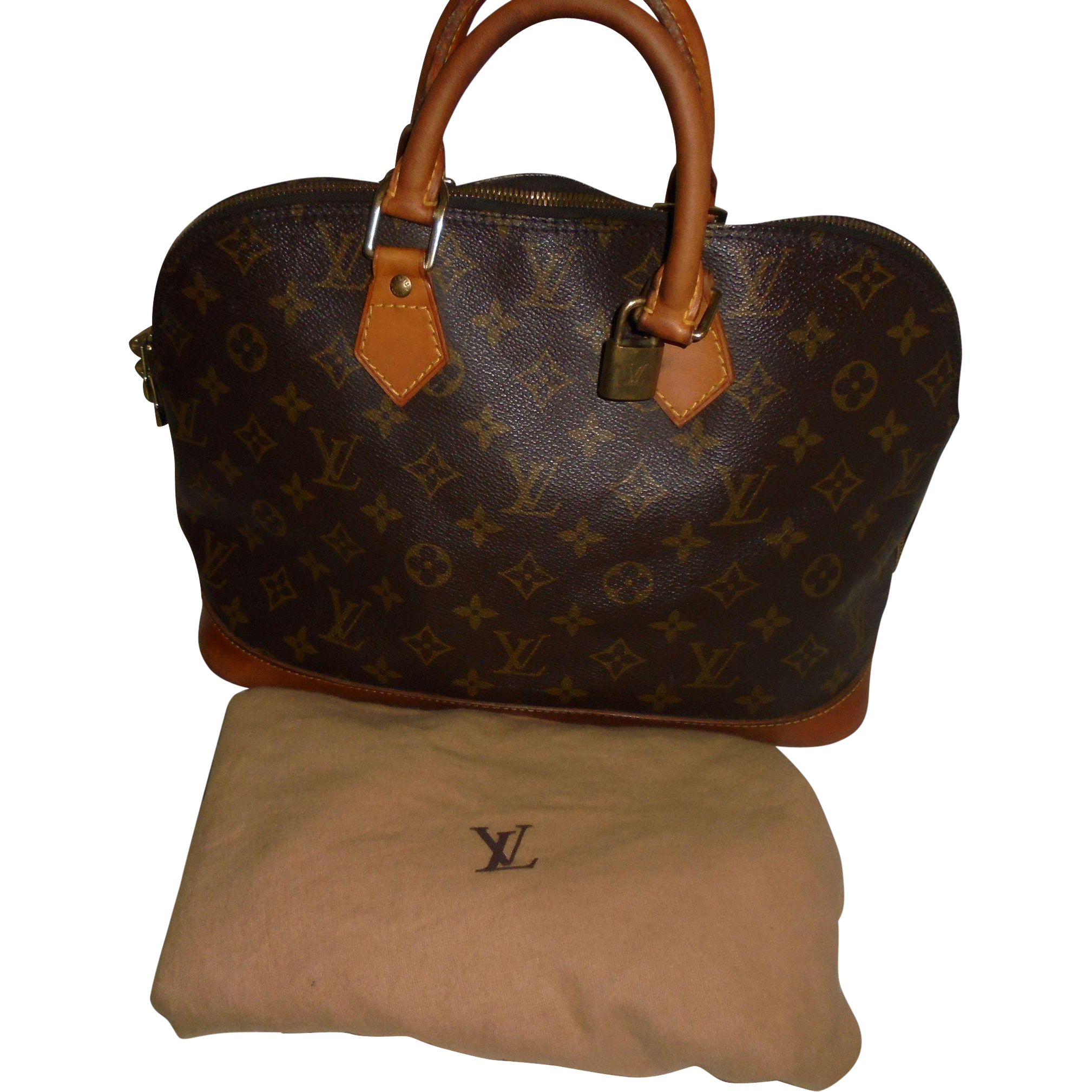 89032dae99 Vintage Louis Vuitton Satchel Bag | Stanford Center for Opportunity ...