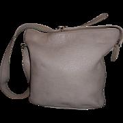 Rare Coach Italy Vintage Italian Leather Shoulder Bag Handbag