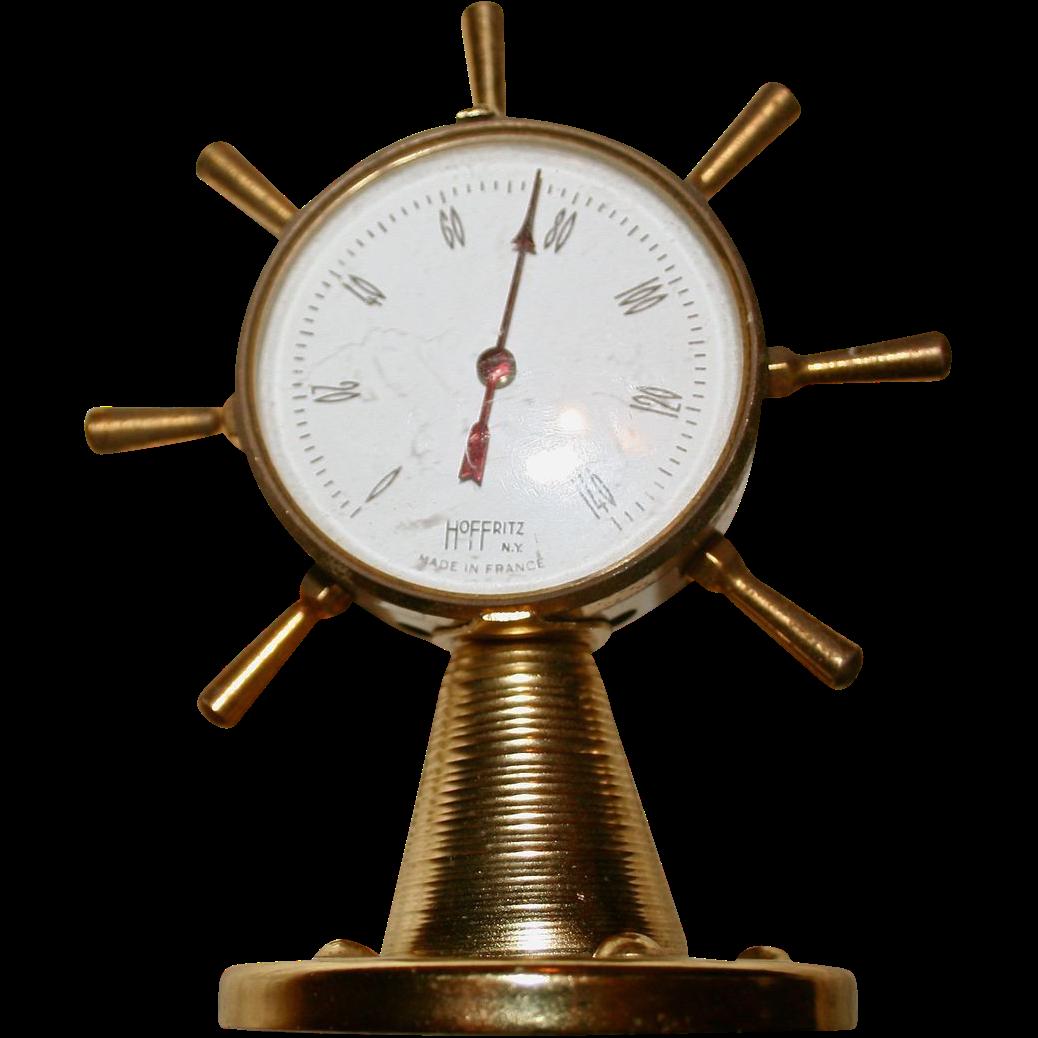 Nautical Home Decor Ideas Hoffritz Ny French Nautical Thermometer Ship S Wheel