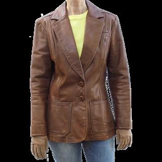 Fabulous Lightning Bolt Sequin & Silk  Vintage Custom Evening Jacket