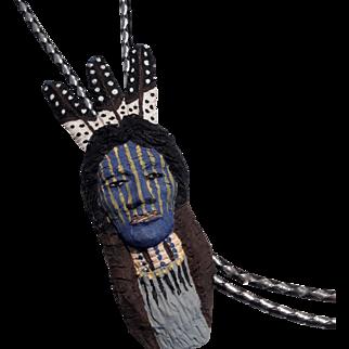 Bushyhead 1992 Native American Handcrafted Bolo Tie