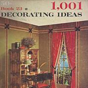 Decorating Ideas Number 23, 1966