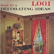 Decorating Ideas Number 23, 1966