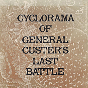 Cyclorama Of General Custer's Last Battle Book