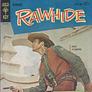 Rawhide, Gold Key, 1963, #10071-401 Silver Age Comic Book