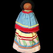 Native American Seminole Doll